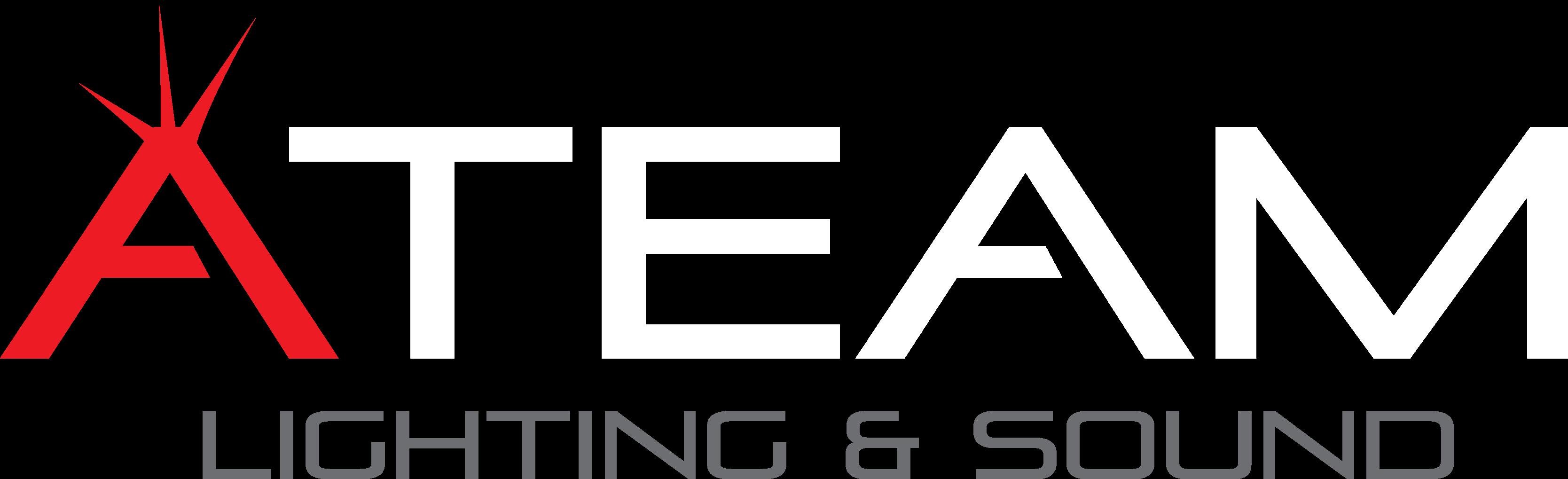 new ateam logo white color